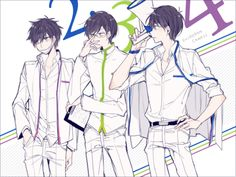 埋め込み Ichimatsu, Haikyuu Anime, Boy Art, Drawing Reference, Anime Guys, Animation, Manga, Drawings, Illustration