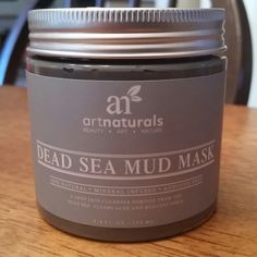 Art Naturals Dead Sea Mud Mask REALLY gets the impurities out of your pores! I apply a layer over my face, leave on for 20 min. Then use warm water, washing my face in a circular motion. My face is smooth and glowing. My chin always has clogged pores from my make-up and is oilier than the rest of my face. But after the mask, I can see it actually had pulled out the gunk, and see smaller pores. I have received this product at a discount for my review, but my opinions are my own.