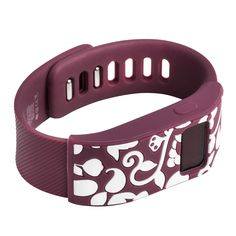 Burgundy Vine Fitbit Charge/Charge HR Sleeve from French Bull