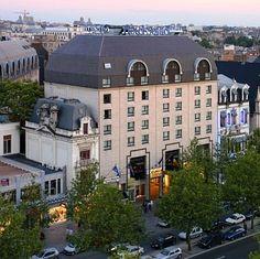 Hôtel Sofitel Le Louise.