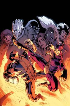 Wolverine #9 by Alan Davis