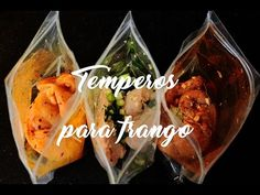 Preparar, Organizar E Congelar Alimentos | 4 Sugestões Saudáveis | Joanabbl 199 - YouTube