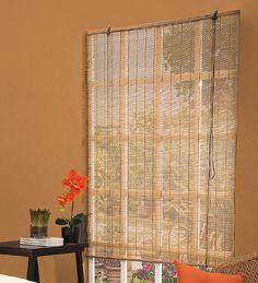 Cortinas enrollables de bamb cortinas pinterest - Cortina de bambu ...