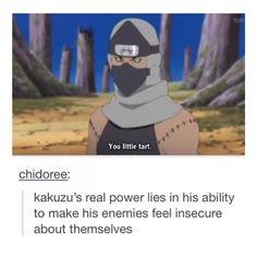 Kakuzu what in the world. :')