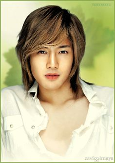 Kim Hyun Joong 김현중 ♡ SS501 ♡ Kpop ♡ Kdrama ♡ long hair ♡ beauty ❤  My ultimate bias for all time♡♡♡♡♡ (*≧ω≦*)