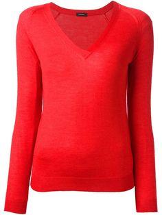 ZANONE v-neck sweater - £137 on Vein - getvein.com