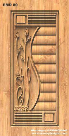 Main Entrance Door Design, Wooden Front Door Design, Wooden Front Doors, Home Door Design, Door Gate Design, Door Design Interior, Single Main Door Designs, Modern Wooden Doors, Modern Exterior Doors