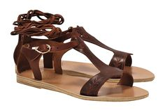 Ancient Greek Sandals | Ioli