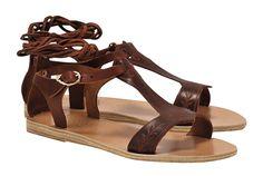 Ancient Greek Sandals | Ioli