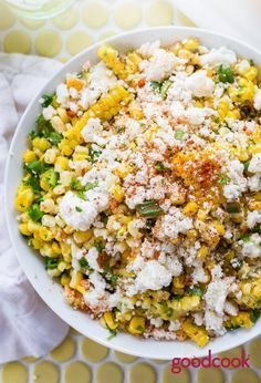 7 Totally Brilliant Ways to Enjoy Fresh Corn on the Cob | When fresh corn is in season, there are so many ways to serve it up. A few of our favorites...
