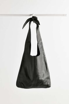 Silence + Noise Leather Knot Shopper Tote Bag - Urban Outfitters