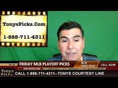 MLB Picks Predictions Betting Odds Preview Friday 10-14-2016