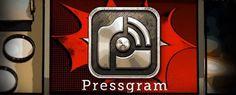 Pressgram to projekt stworzenia nowego serwisu umożliwiającego udostępnianie zdjęć, mającego zadbać o poszanowanie praw ich twórców. Pressgram ma wykorzystywać wszystko to, co dobre w Instagramie dodając do tego możliwości, jakie daje WordPress http://www.spidersweb.pl/category/nowe-kategorie/startup-nowe-kategorie