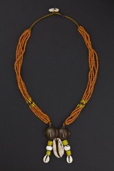 Necklace Nagaland, beginning 1900 | India