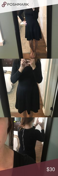 Spotted while shopping on Poshmark: The Limited Black Skater Dress NWT! #poshmark #fashion #shopping #style #The Limited #Dresses & Skirts