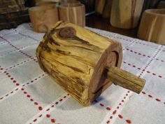"""Hand made """"Mystery Cedar Box"""" by MysteryLathe on Etsy Cedar Box, Lathe, Mystery, Unique Jewelry, Handmade Gifts, Etsy, Kid Craft Gifts, Computer Case, Lathe Chuck"""