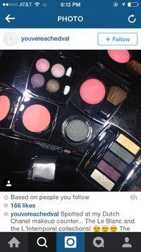 Chanel Summer 2015 Makeup - Collection Méditerranée