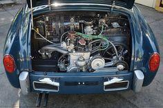 FAB WHEELS DIGEST (F.W.D.): Fiat Abarth 750 Zagato Coupe (1956-65)