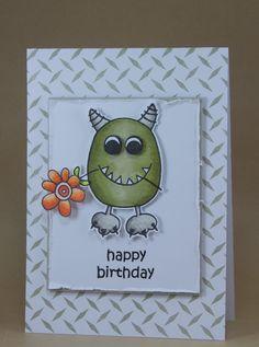 Jane's Doodles: Happy Birthday
