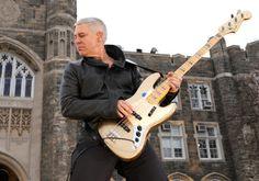 Adam at Fordham University-Adam playing during the Good Morning America performance at Fordham University