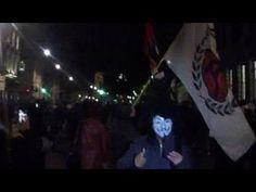 Million Mask march #MMM2017 London