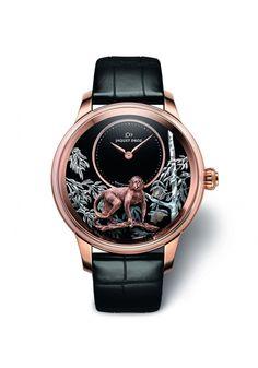8493321108d Jaquet Droz célèbre le nouvel an chinois. Relógios LegaisRelógios Para  HomensRelógios ...