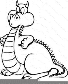 Color the Dragon Coloring Pages in Websites | funny
