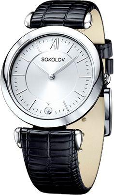 Наручные часы SOKOLOV 105.30.00.000.01.01.2 — купить в интернет-магазине  AllTime.ru по лучшей цене, фото, характеристики, описание 2c79f3851f8