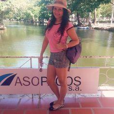 El verano en Cúcuta es eterno #Look #Outfit #Fashion