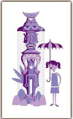Shag Josh Agle Disney Enchanted Tiki Room 50th Le 100 Serigraph Hina Haley   eBay