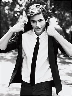 Zac Efron. He will forever live in my heart, no matter what anyone else says about him.