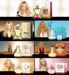 Discover the full range of Shakira's fragrances www.shakira-beauty.com / Descubre las fragancias de Shak.