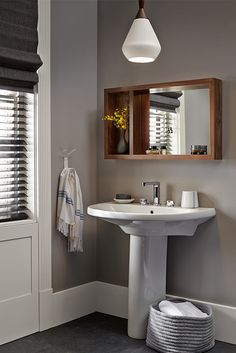 Upgrade your bathroom mirror with our modern Loft mirror.