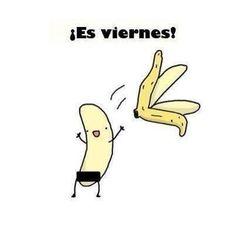 Por fin es Viernes!!
