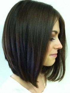 Images Of Inverted Long Bob Hairstyles Long Swing Bob Haircuts Pictures