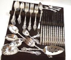 International Deep Silver Countess Silverware 71 by ReneesRetro