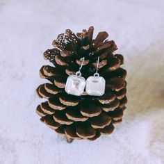 #earcandi + pine cone! Need a gift? Contact me today!  https://www.chloeandisabel.com/boutique/nicolecossman#50208