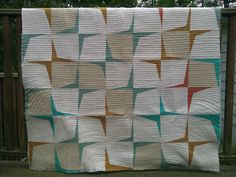 trajectory quilt by misa212, via Flickr
