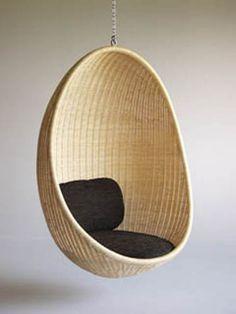 Indoors on pinterest hanging furniture indoor swing and swings