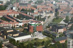 Galería de Expansión del ARoS Art Museum: SHL Architects y James Turrell levantarán un impresionante domo semi-subterráneo en Aarhus - 2