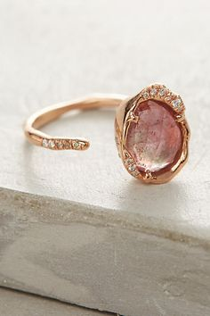 One-Of-A-Kind Sepharine Ring - anthropologie.com