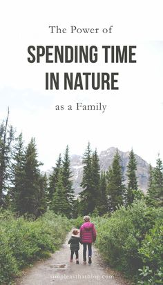 Today, it's harder than ever to build lasting connection with our kids, who are busy juggling school, extracurriculars, and social pressures.  There is so much to be gained from getting them into nature – free from daily distractions!