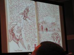 Film Sketchr: PACIFIC RIM Concept Art by Doug Williams and Guillermo del Toro
