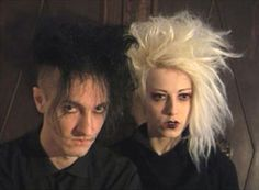 Old skool goths - great to see, just great, it sometimes miss !!    carsten