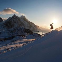 Not sure if I can find a more scenic country then my own #norway Snowboarding Photography, Ski, Mount Everest, Norway, Mountains, Country, Nature, Travel, Sports