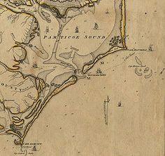 Blackbeard - Wikipedia, the free encyclopedia. The coast of NC where Blackbeard plied his trade as a pirate.