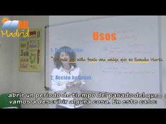 Aprende Español Online - Nivel: A2 Lección 8 - Contraste Pasados: Parte 3 - YouTube