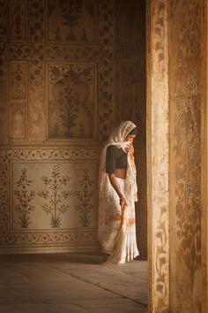 Red Fort. Old Delhi, India