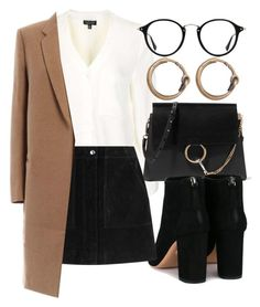 A fashion look from February 2017 featuring Topshop blouses, rag & bone mini skirts and Aquazzura ankle booties. Browse and shop related looks. Work Fashion, Fashion Looks, Fashion Outfits, Womens Fashion, Fashion Trends, Fashion News, Travel Outfits, Fashion Sale, Grunge Fashion