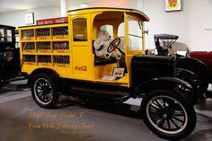 1925 Ford Model T Coca Cola Truck